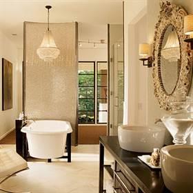 Skapa lyxigt badrum