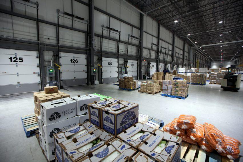 insulated warehouse doors