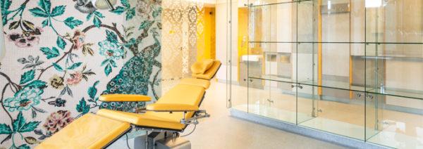 """alt=""""architettura-design-decorazione-mosaico-trend-clinica-dentistica-interior-design"""""""