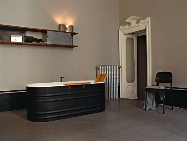 Vasca Da Bagno Tinozza : Vasca da bagno in legno
