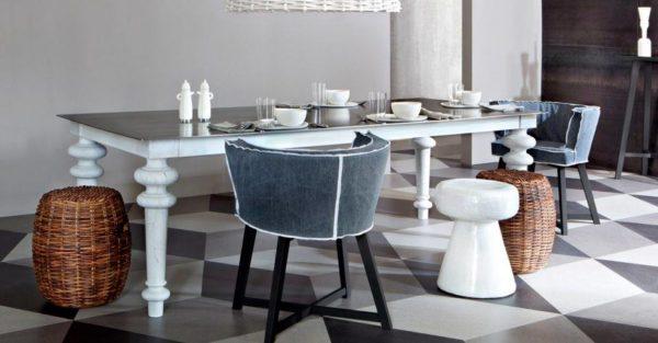 "alt=""interior-design-tendenza-marmo-paola-navone-tavolo-gervasoni"""