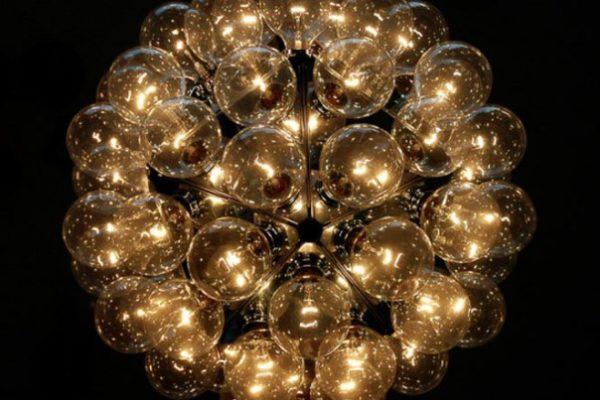 """alt=""""lampade-design-a tutto-tondo-achille-castiglioni-taraxacum"""""""