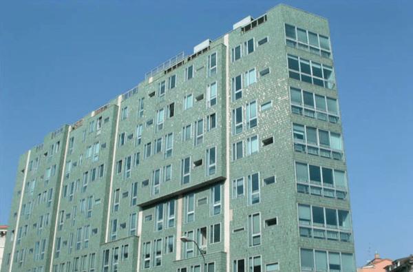 "alt=""rivestimentodifacciata-architettura-milano-palazzomontedoria-giòponti"""