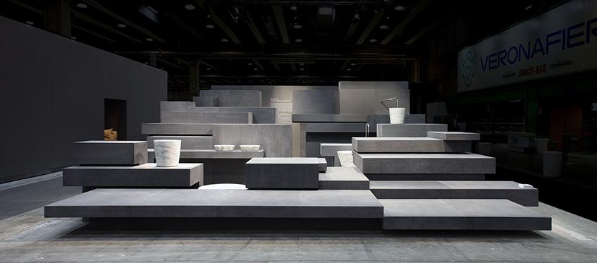 "alt=""Grafton architects - Biennale 2018 - Piba marmi"""