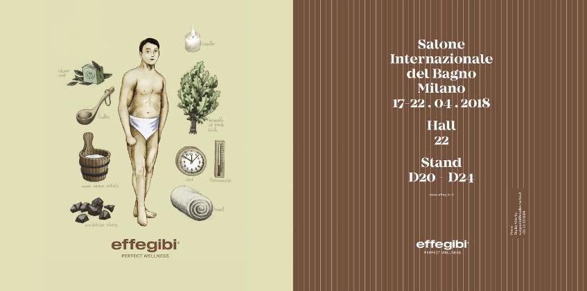 """alt=""""Salone del mobile 2018 - Effegibi - Spa e benessere"""""""