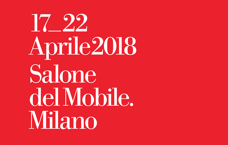 """alt=""""Salone del mobile 2018 - Locandina"""""""