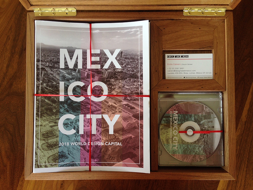 "alt=""Mexico City - World design capital 2018 - Copertina"""