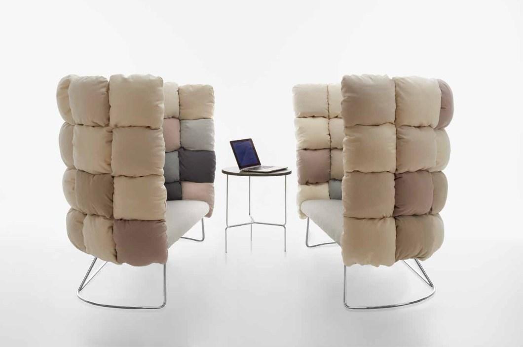 "alt=""Selezionati da Materiale e design - Office design - Undecided di Manerba - Meeting"""