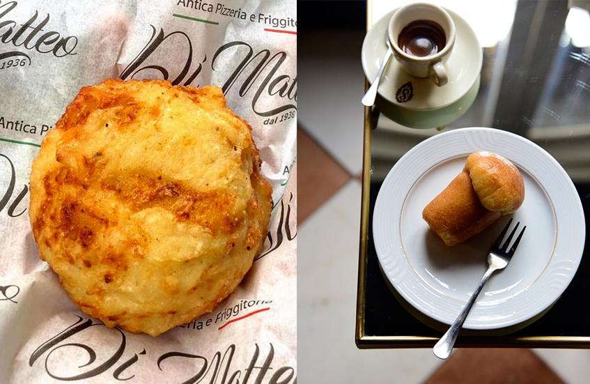 "alt=""5 consigli per un weekend a Napoli - Food"""