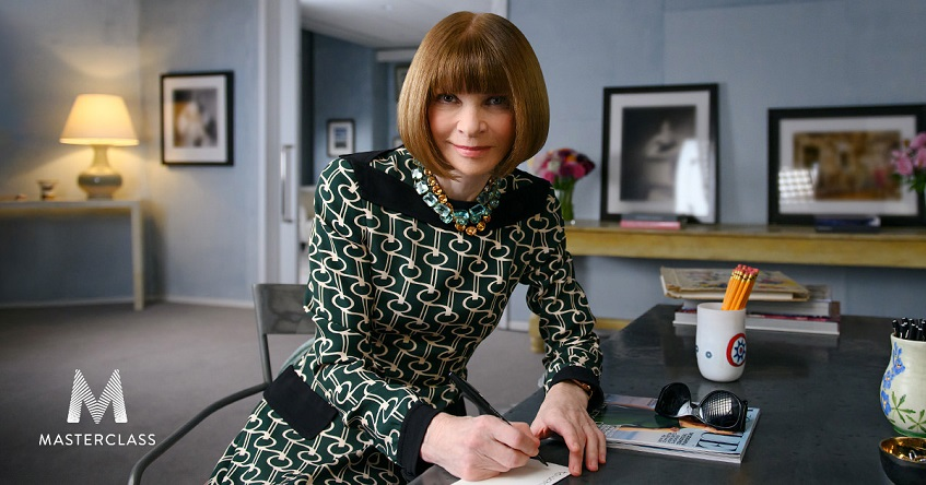 "alt=""Learn at lunch - Anna Wintour - How to-be a boss"""