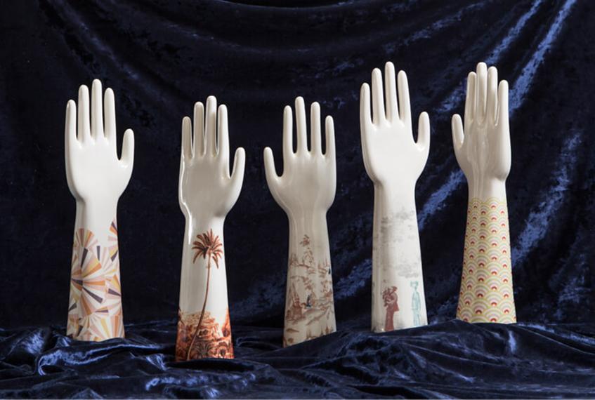 """alt=""""5 regali di design e artigianato - Vito Nesta - Anatomica - Mani"""""""