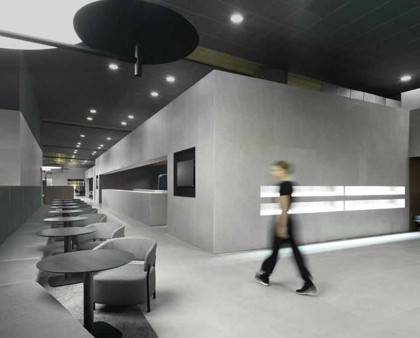 """alt=""""Design in aeroporto - Avianca lounge - El Dorado - Colombia"""""""