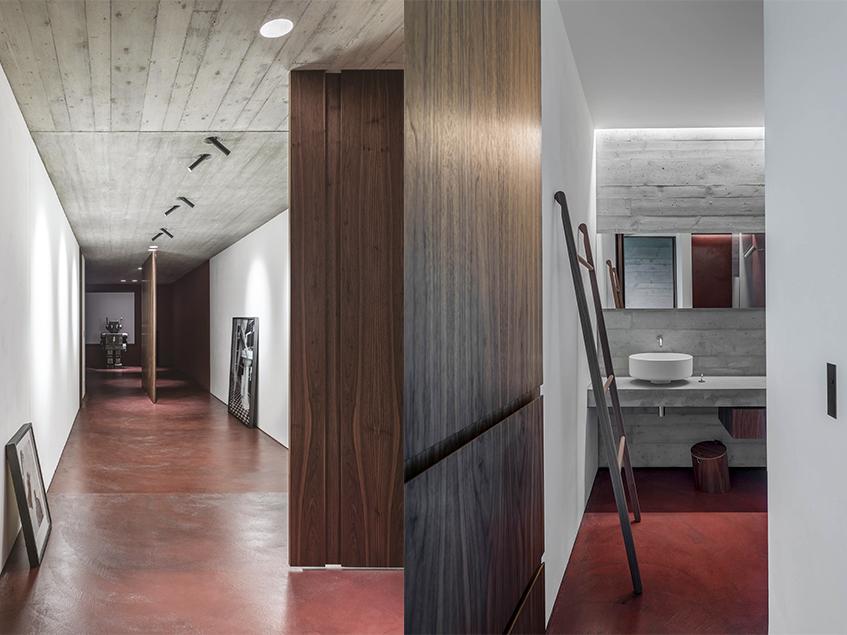 """alt=""""La casa in campagna tra architettura e design - AP house - Gardini Gibertini architetti -Fritsjurgens"""""""