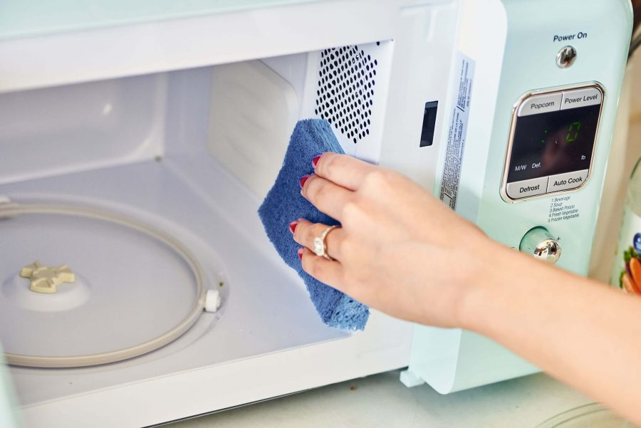 how to clean a microwave materialsix com