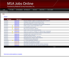 Material_Survey_Jobs