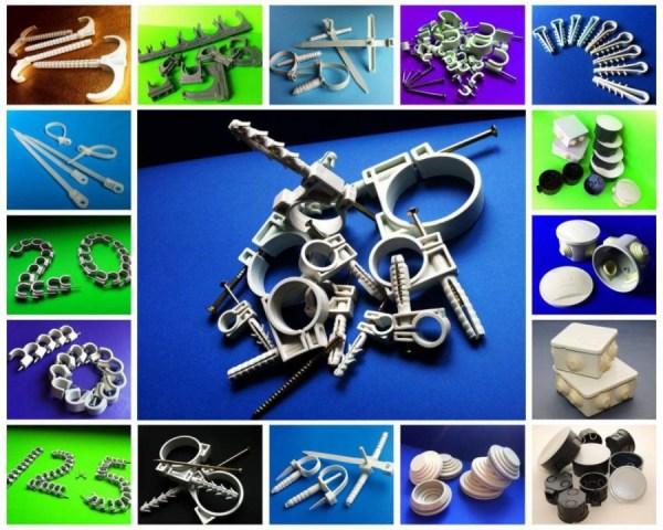 Крепеж проводов — основные методы крепления и варианты монтажа проводки (80 фото-идей)