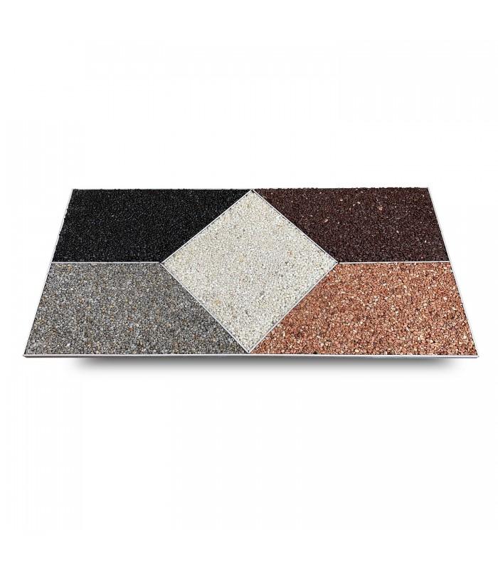 materiaux bc marbre roule pour moquette de pierre en resine sac de 25kg