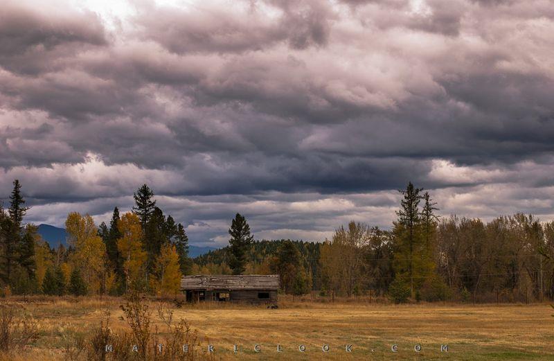 StormIsComing0 Alberta, view