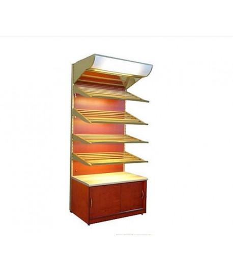 etagere a pain boulangerie patisserie 1 2 m x 2 32