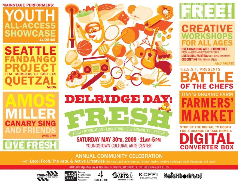 Delridge Day