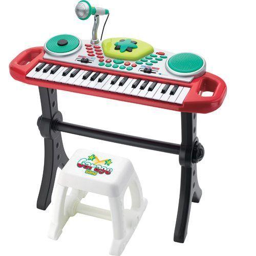 teclado-infantil-electronico-con-microfono-imaginarium