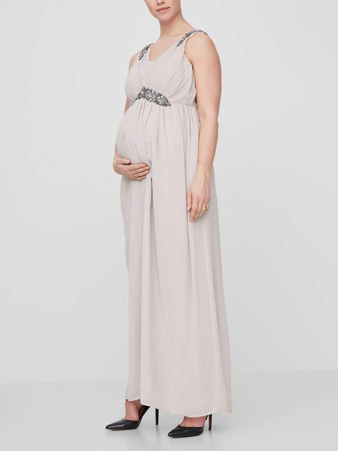 Vestidos de fiesta para embarazadas de 6 meses