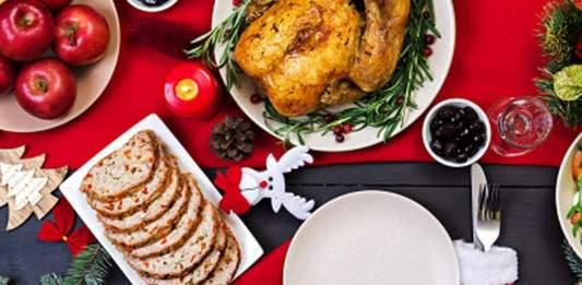 Opções de alimentação saudável para o Natal dos pequenos