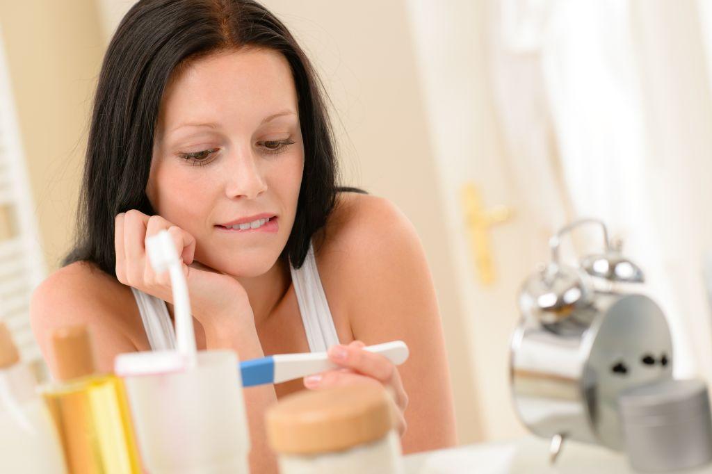 4 semanas de embarazo - Los primeros síntomas