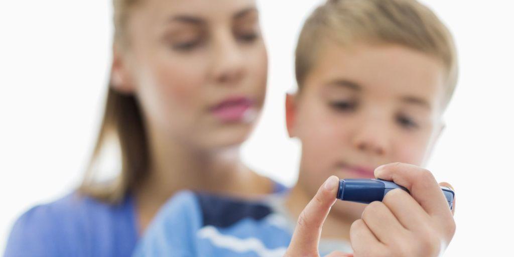 La diabetes infantil: Síntomas, causas y tratamiento