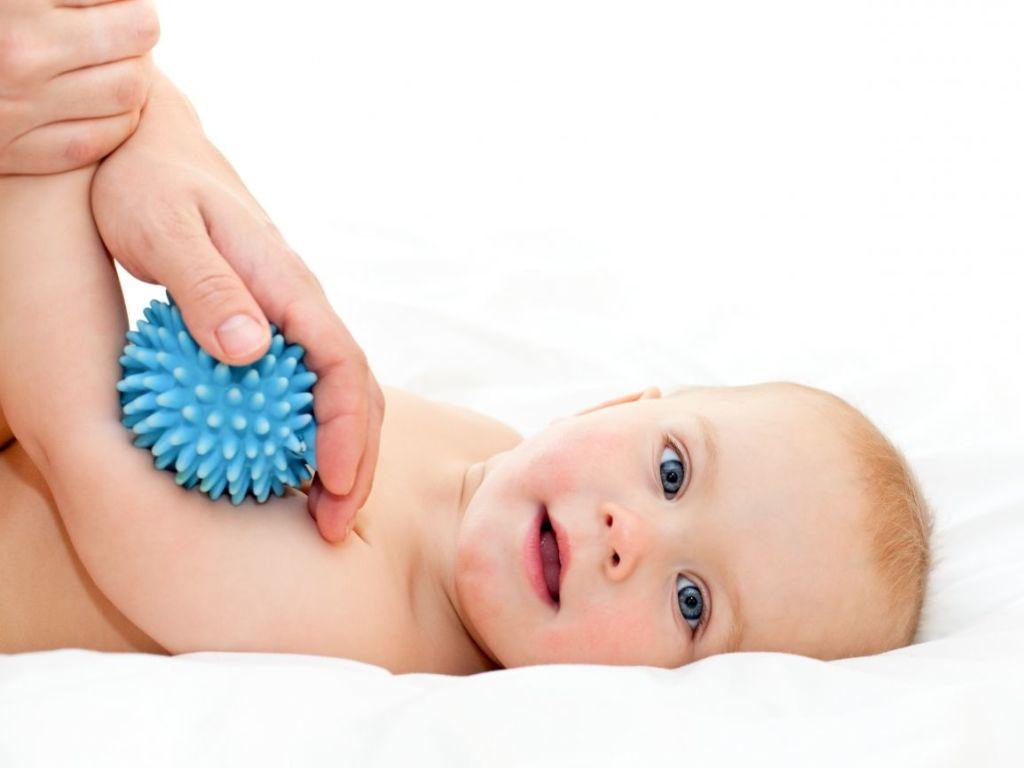 La estimulación temprana y el desarrollo del bebé | Maternidadfacil