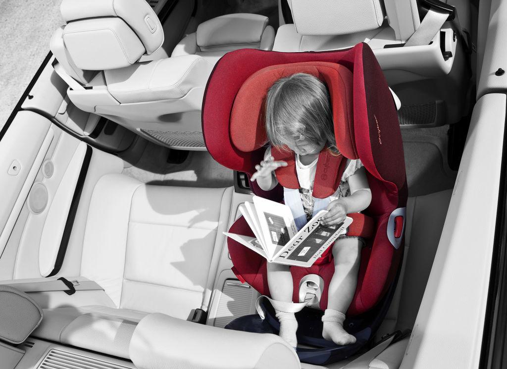 Es segura tu silla infantil para el coche maternidadfacil - Edad silla coche ...