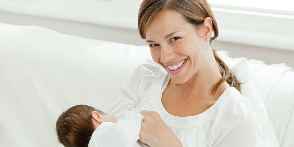 Secar la leche materna