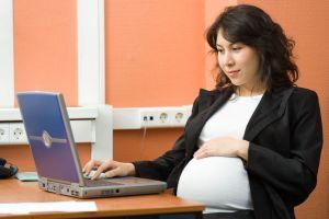 pies hinchados en el embarazo