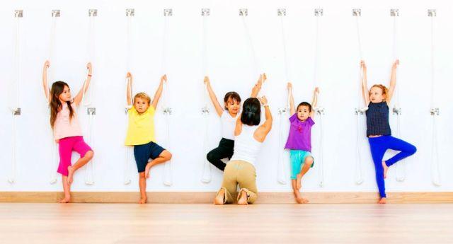 yoga ninos
