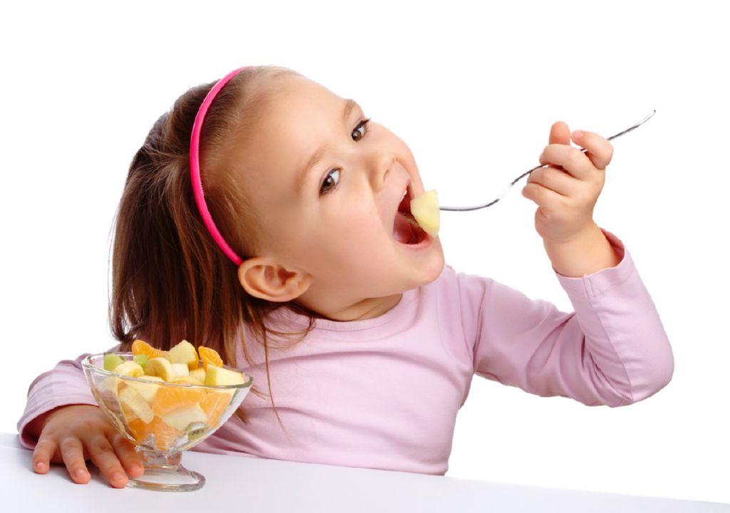 10 Alimentos nutritivos y saludables para niños