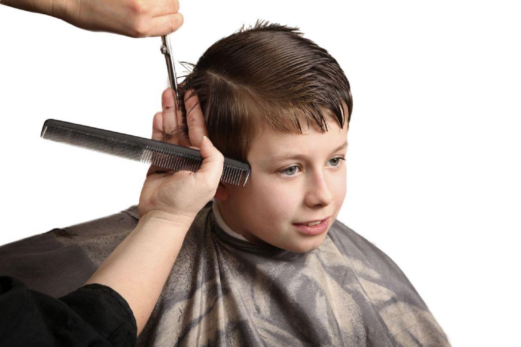 cómo cortar el pelo a tu hijo y 20 ideas de cortes de pelo