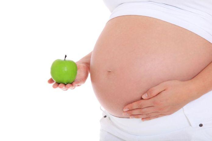 alimentacion sana embarazo
