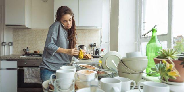 fregar los platos