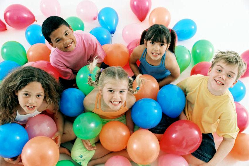 5 Ideas Fabulosas Para Hacer Juegos Infantiles Con Globos