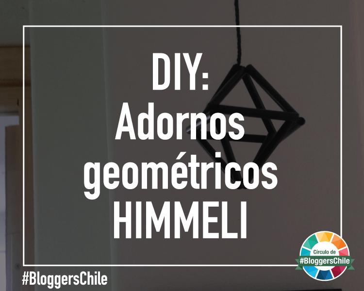 💎 DIY: Adornos geométricos Himmeli