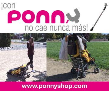 Con Ponny, no cae nunca mas!