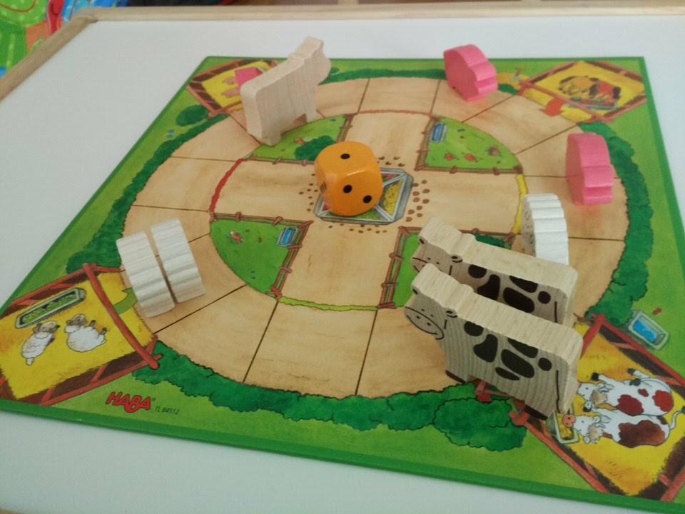 Juegos De Mesa Para Ninos Mi Primer Tesoro De Juegos De Haba