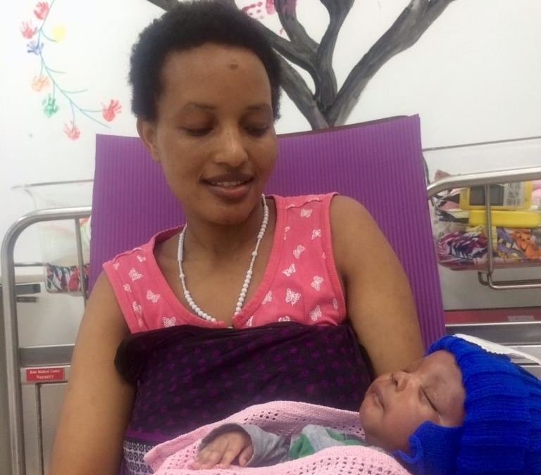 My experience giving birth at Kivulini