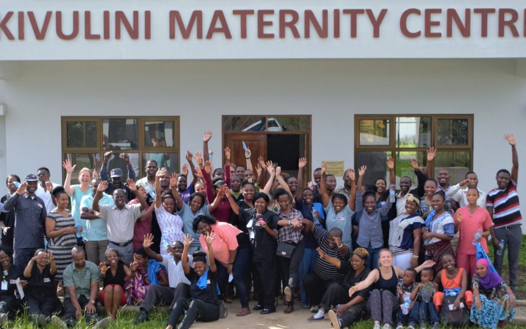 Maternity Africa is delighted to share its 2018 Annual Report