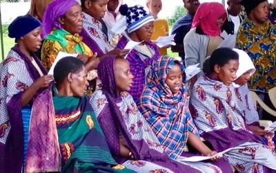 Kivulini Maternity Centre: first year celebration