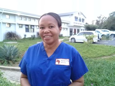 Doctor Doreen: saving precious lives