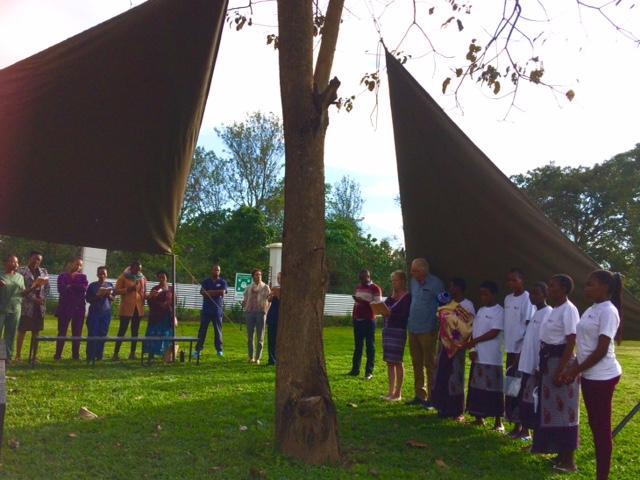 Finding hope – Chini Ya Mti (under the tree)