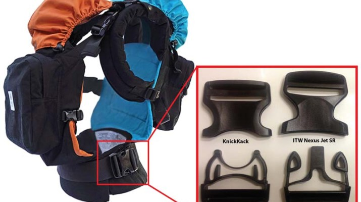 baby carrier recall