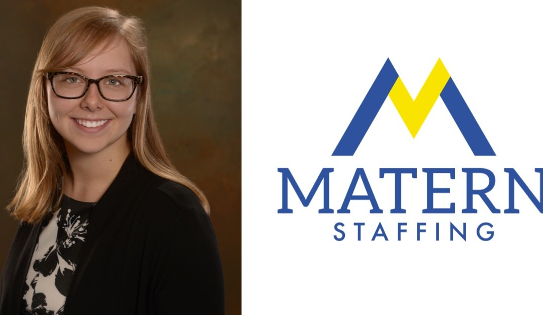 Press Release – Matern Staffing Welcomes Allison Bunting as Staffing Coordinator