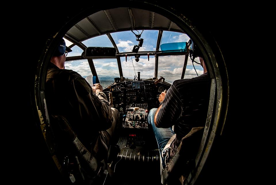An-2 akcja lisy Łososina Dolna EPNL Aeroklub Krakowski